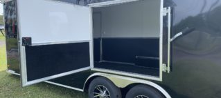 24 ft race trailer