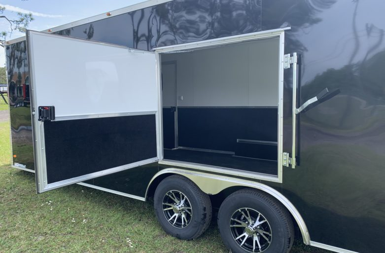 24 ft race trailer
