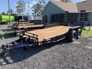 7x18 7k Load Trail equipment trailer